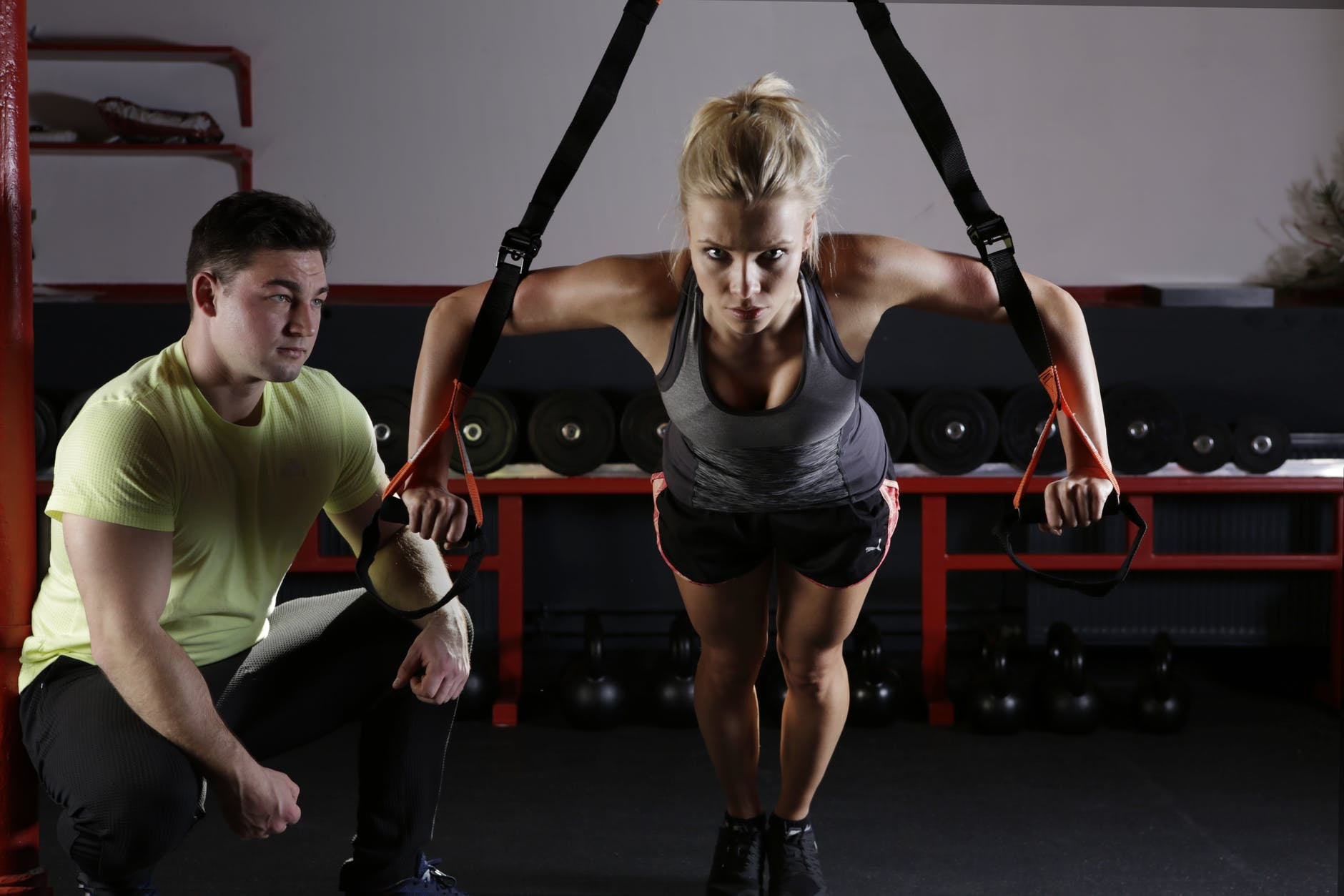 Weightlifting Exercises