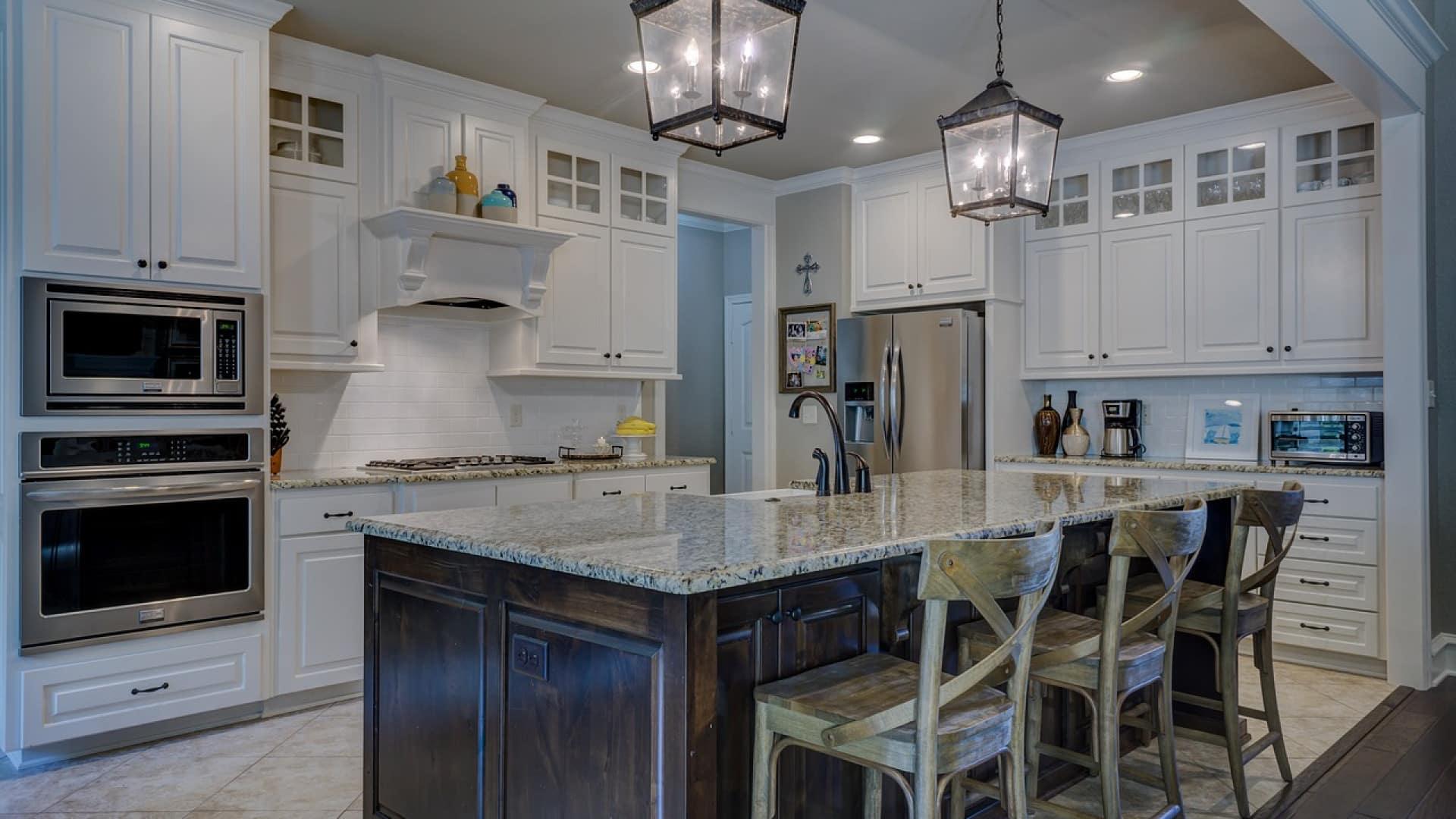 Comment aménager sa cuisine dans une maison neuve ?