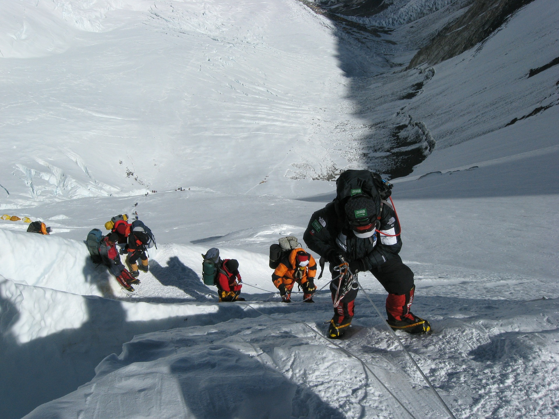 Climb Mount Everest